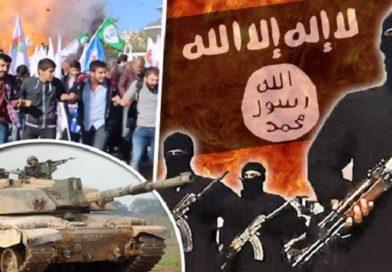 Elkezdték szabadon engedni a kurdok az iszlám harcosokat – így éleszti újjá az USA az Iszlám Államot?