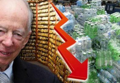 Nem hittük el: ez  Rothschildek újabb aljas terve