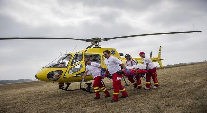 Szörnyű tragédia – mentőhelikoptert riasztottak