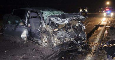 02f5b54aa543 Szörnyű baleset: mindkét sofőr meghalt! Teljes útlezárás van érvényben!
