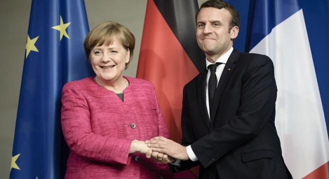 Macron kontra Merkel – az igazság pillanata