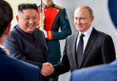 Találkozott Dzsongun és Putyin – félelmetes szövetség jöhet