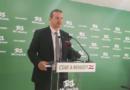 Toroczkai László sajtótájékoztatója a kitiltásról – VIDEÓ