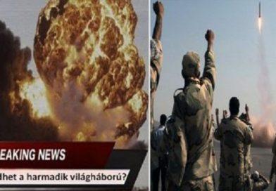 Egy lépésre vagyunk  – Világháborúvá fajulhat az USA és Irán közti helyzet?
