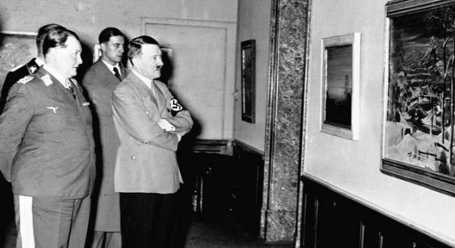 Új eljárás jön a nácik által elrabolt műkincsek ügyében