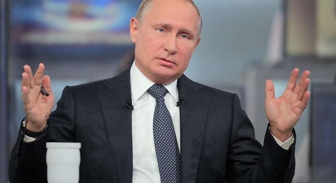 Ezúttal sem űzheti ki a démont Putyinból a szibériai sámán
