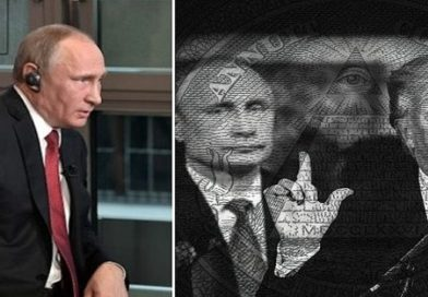 Putyin: Minden csak színjáték- az amerikai elnökök valójában csak bábok