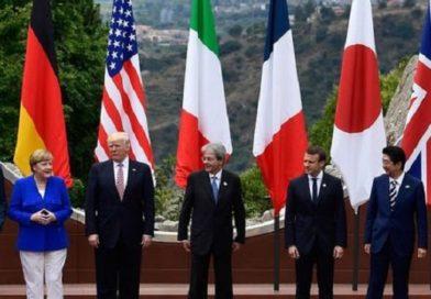 Ilyen még nem történt a G7-csúcs történetében