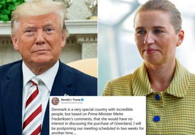 Trump hirtelen lemondta dániai látogatását – mi történt?