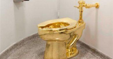 Ellopták az arany WC-csészét a Blenheim-kastélyból