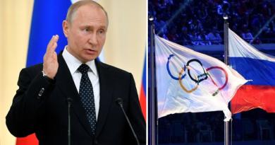 Putyin keményen reagált az olimpiai eltiltásra – lépéseket tesz