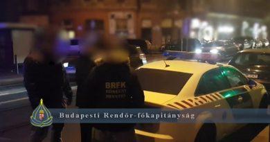 Szomáliai migráns erőszakolt meg egy lányt Budapesten