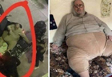 Levadásztak egy túlsúlyos terroristát – nem fért be a rendőrkocsiba