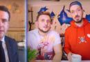 Rendhagyó ajánlatot tett Macron két népszerű youtubernek