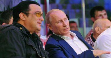 Seagal és Putyin, a két szenvedélyes harcművész holtig tartó barátsága